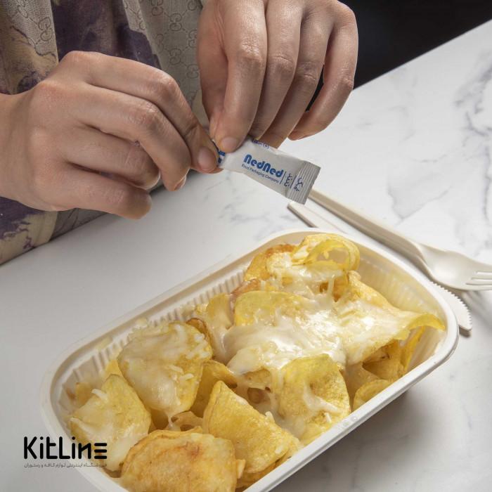 نمک تک نفره (کارتن 1 کیلویی)